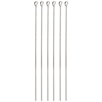 Paderno World Cuisine Stainless Steel Skewer (Set of 2) A4982144