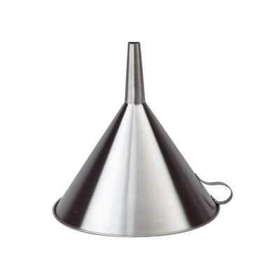 """Funnel in Stainless Steel (Set of 2) Size: Dia 4 3/4"""" 42562-12"""