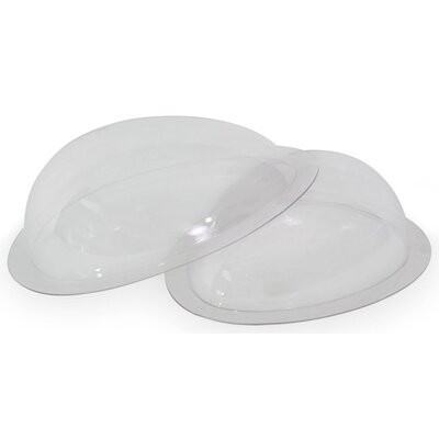 Embedded Egg Chocolate Mold In Polycarbonate Size-l 25 1/4 X W 17