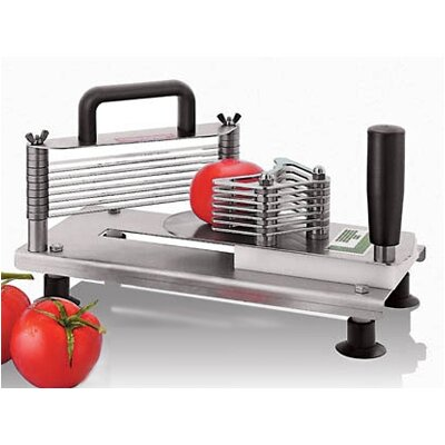 Tomato Slicer In Stainless Steel Size-l 18 7/8 X W 7 7/8 X H 11