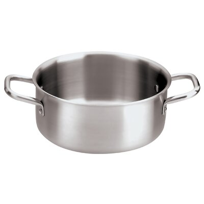 Stainless Steel Stock Pot Size: 3-qt. 12509-20