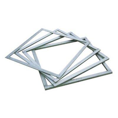 "Square Ganache Frame Size: L 15 3/4"" x W 15 3/4"" x H 1/2"" (15 mm) 47693-15"