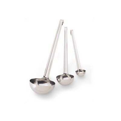 Stainless Steel One Piece Ladle Size-5.5