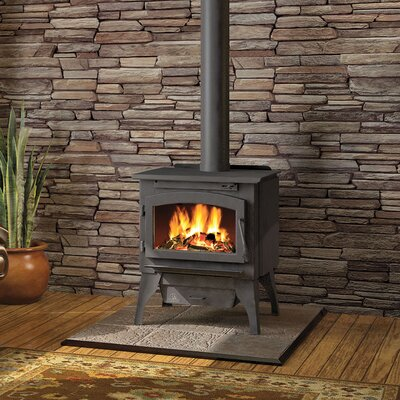 2100 Economizer EPA Wood Burning Stove with Legs
