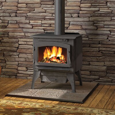 2200 Economizer EPA Wood Burning Stove with Legs