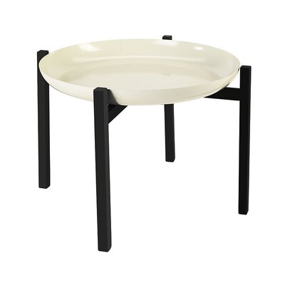 In store financing Tablo End Table Size: Large, Finish...