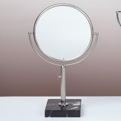 Kosmetic Astoria Makeup Mirror Finish: Brushed Nickel