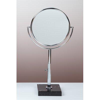 Kosmetic Astoria Makeup Mirror Finish: Polished Chrome