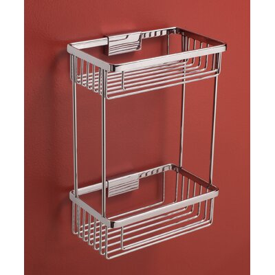 City Double-Tier Shower Caddy