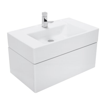 Universal 24 Single Casual Bathroom Vanity Set