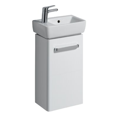 Cyril 16 Single Bathroom Vanity Set Orientation: Left