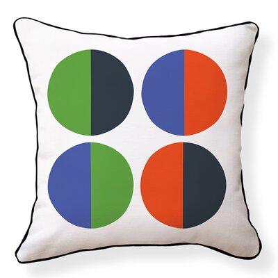 Twilight Cotton Throw Pillow