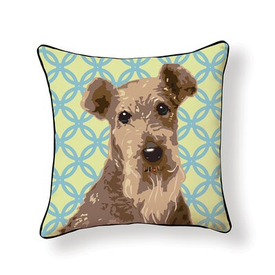 Duren Welsh Throw Pillow