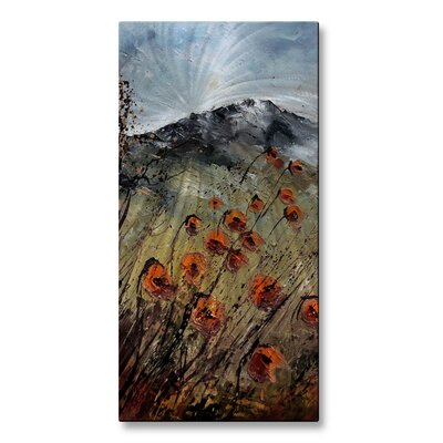 'Toward Mountain Tops' by Pol Ledent Painting Print Plaque POL00638