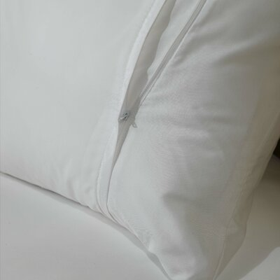 SecureSleep Pillow Protector Size: King