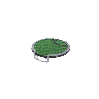 Lens Single Clip Dichroic Lense or Filter Shade Color: Green, Finish: Silver