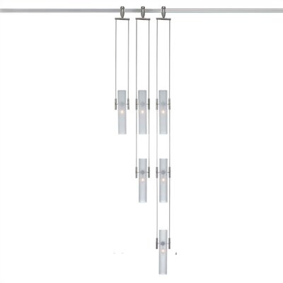 Tube 2-Light Pendant