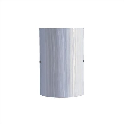 Vertical Glass Wall Sconce | Wayfair