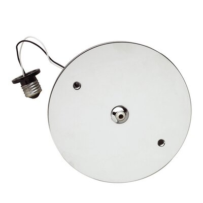 Recessed Can Adapter Finish: Satin Nickel