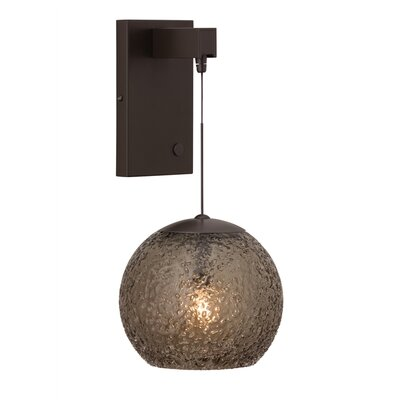Siena Wall Sconce Converter Finish: Bronze