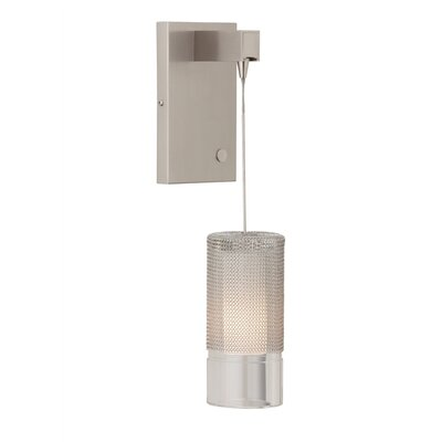Siena Wall Sconce Converter Finish: Satin Nickel
