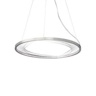 Interlace 1-Light Mini Pendant Bulb Type: LED 277 V