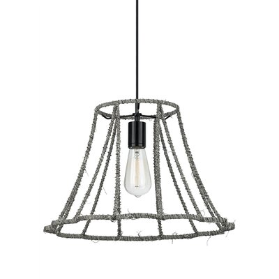 Linnet A 1-Light Mini Pendant Bulb Type: Incandescent