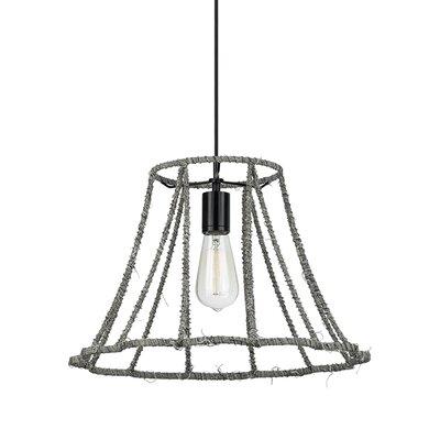 Linnet A 1-Light Mini Pendant Bulb Type: Compact Fluorescent
