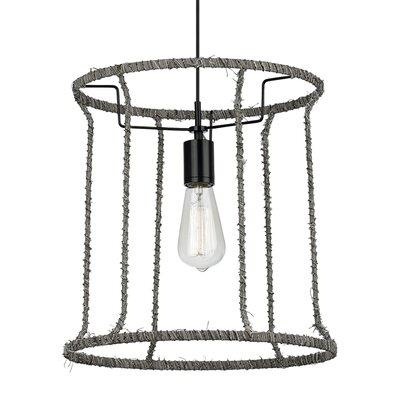 Linnet B 1-Light Mini Pendant Bulb Type: Incandescent