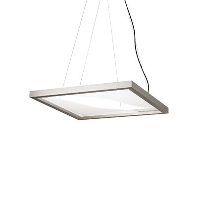 Vitre 1-Light Pendant Bulb Type: LED 277V
