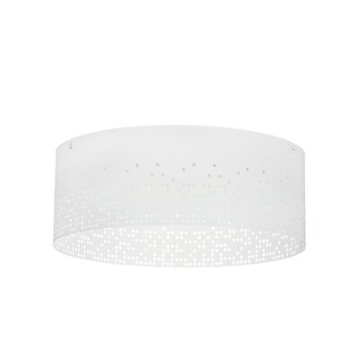 Crossblend 1-Light LED Flush Mount