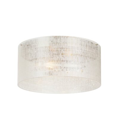 Vieira 2-Light Flush Mount