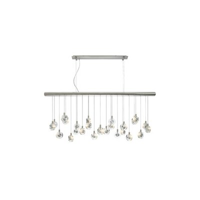 Bling 26-Light Crystal Chandelier