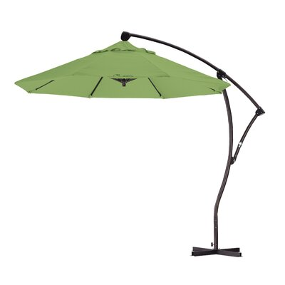 9 Cantilever Umbrella Fabric: Kiwi