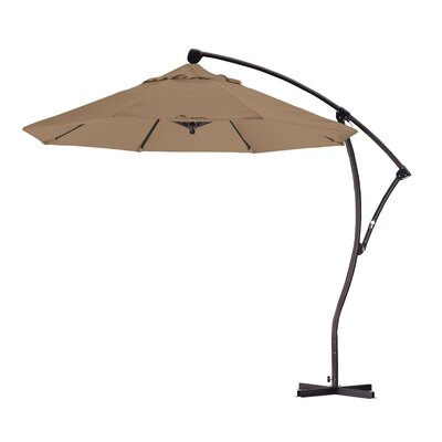 9 Cantilever Umbrella Fabric: Straw