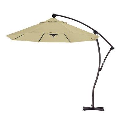 9 Cantilever Umbrella Fabric: Antique Beige