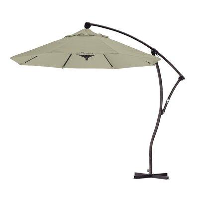 9 Cantilever Umbrella Fabric: Taupe