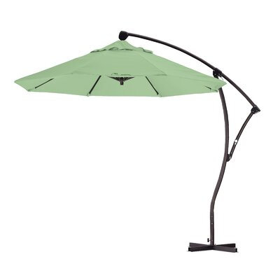 9 Cantilever Umbrella Fabric: Spa
