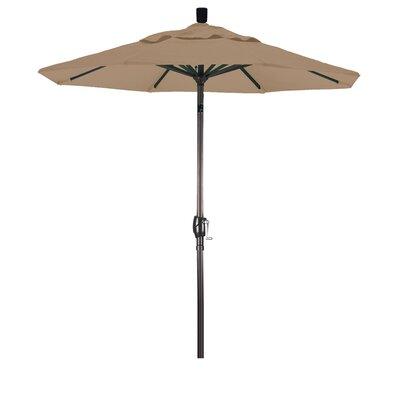 6 Market Umbrella Color: Cocoa