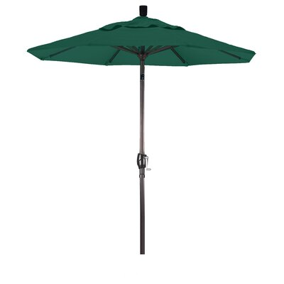 6 Market Umbrella Color: Forest Green