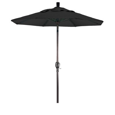 6 Market Umbrella Color: Black