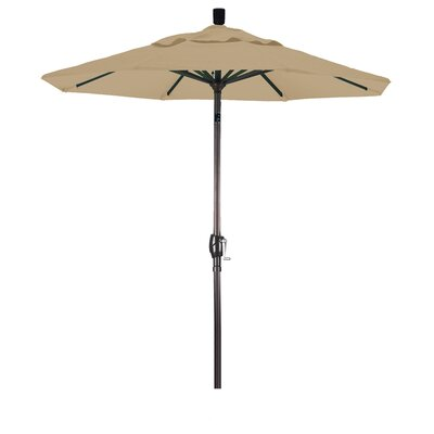 6 Market Umbrella Color: Heather Beige