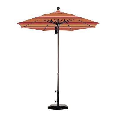 7.5 Market Umbrella Color: Dolve Mango