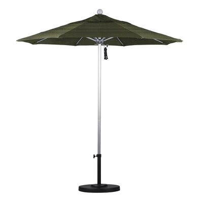 7.5 Market Umbrella Color: Terrace Fern