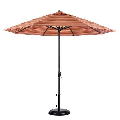 9 Sunline Market Umbrella Color: Dolce Mango