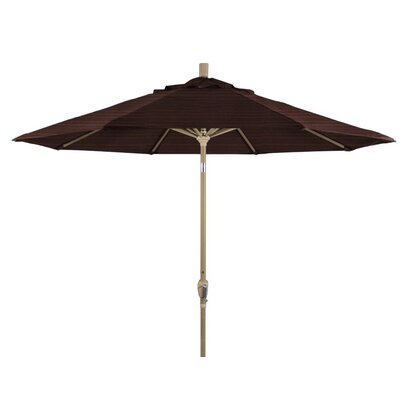 9 Market Umbrella Color: Terrace Adobe