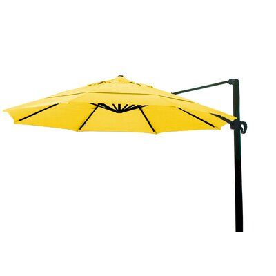 11 Cantilever Umbrella Color: Sunflower Yellow
