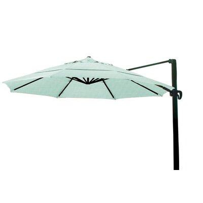 11 Cantilever Umbrella Color: Spectrum Mist