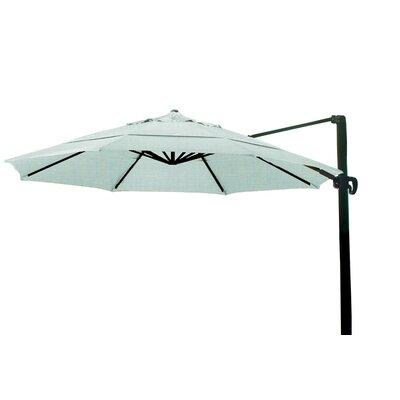11 Cantilever Umbrella Color: Spa