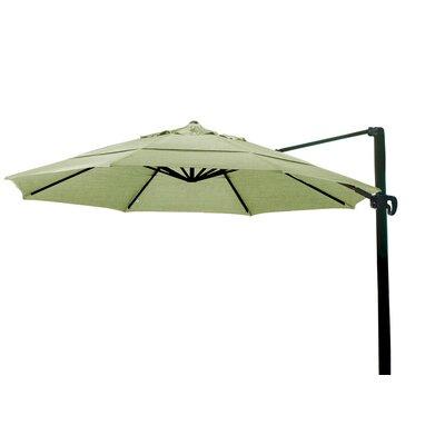 11 Cantilever Umbrella Color: Spectrum Cilantro